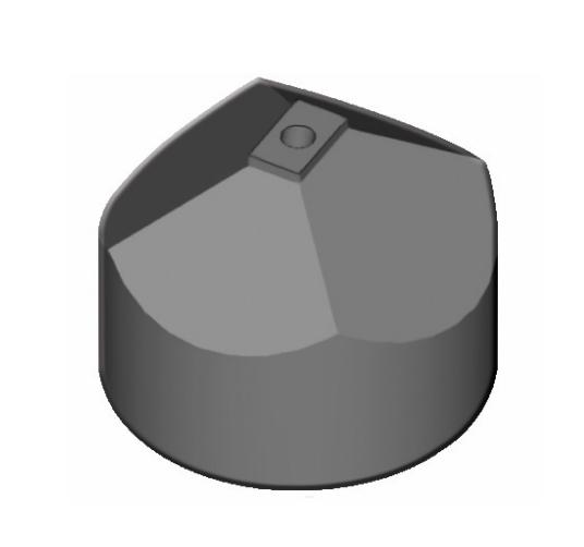平面吸嘴、正方形#长方形RT-XXX-XXX-FT